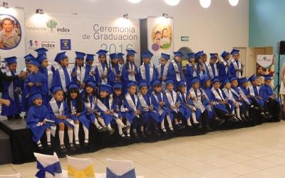 La empresa ZF-TRW fue padrino de honor de la generación 2013-2016 de graduados.