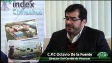 Entrevista al C.P.C Octavio de la Fuente