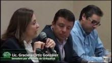La Senadora Graciela Ortiz en Index Chihuahua.