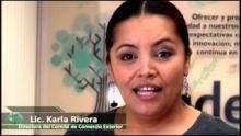 Entrevista a la Lic. Karla Rivera